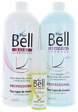 Veana HairBell Shampoo + Conditioner + Booster Serum PRO - Hair Jazz - HairPlus