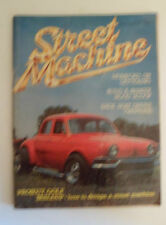 Cars, 1970s Street Machine Transportation Magazines