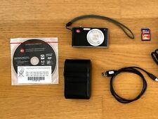 Leica C-LUX 2 Digitalkamera schwarz