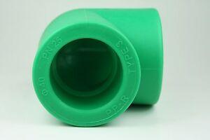 PPR Aqua Plus 90° Winkel mit 40mm Durchmesser, Fusiotherm