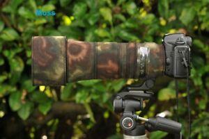 Sigma 150 600mm CONTEMPORARY Protection Neoprene lens cover Moss Premium Camo