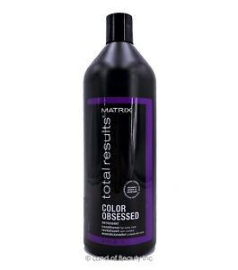 Matrix Total Results Color Obsessed Conditioner 33.8 fl.oz / 1L