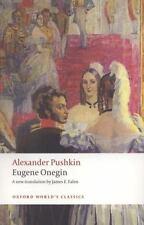 Eugene Onegin: A Novel in Verse Oxford World's Classics