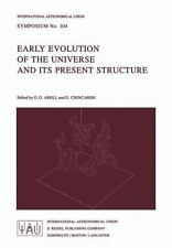 Early Evolution of the Universe and its Present Structure-ExLibrary