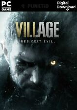 Resident Evil 8 Village PC Game Offline S Team Fast UK Great Condition