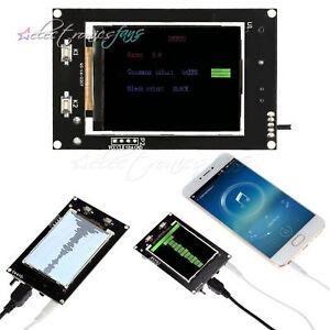 "2.4"" LCD Music Spectrum Display Analyzer MP3 PC Amplifier Audio Level Indicator"