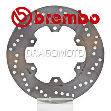 DISCO FRENO DUCATI MONSTER 600 DARK 2001 BREMBO POSTERIORE
