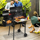 45inch Outdoor BBQ Grill Charcoal Barbecue Pit Patio Backyard Meat Cooker  photo