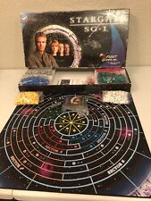 Stargate Sg-1 Board Game by Fleet games Science Fiction Space Strategy 2003