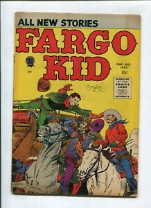 FARGO KID #3 (4.0) *THE FISHERMAN COLLECTION* 1958