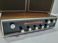 Rare Jvc Nivico Stereo Receiver W/ Original Speakers!! Aux/Tape Phono FM/AM
