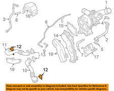 GM OEM Turbocharger Turbo-Inlet Pipe Gasket 97188685