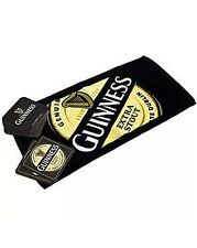Guinness Bar Towel and 10 Beermats Official Guinness Licensed Product