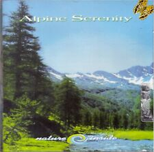 CD: Alpine Serenity (nature inside) Entspannungsmusik