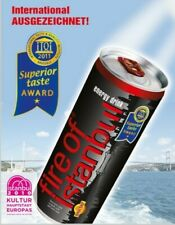 24x 250ml Energy Drink fire of Istanbul Vitamin b3 b5 b6 b12 Koffein