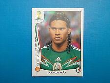 Panini World Cup Brasil 2014 n. 81 Carlos Pena Mexico