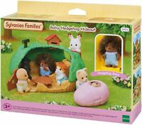 SYLVANIAN FAMILIES BABY HEDGEHOG HIDEOUT PLAYSET KIDS TOY (5453)