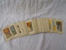 Ancien jeu de carte le grand etteilla cachet 1890