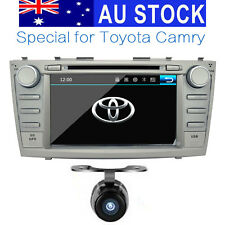 "8"" Car DVD USB Player For Toyota Aurion Camry Stereo Radio Head Unit GPS Nav+CAM"