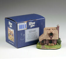 "Lilliput Lane ""Reading Cottage"" Paint Your Own Collection, w Box"