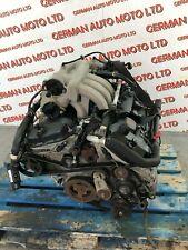 JAGUAR X TYPE AJ25 2003 2.5 V6 AWD COMPLETO DEL MOTORE 83K