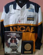 GUSTAVO TRELLES WORLD RALLY CHAMPION !!!  recognition, book and more