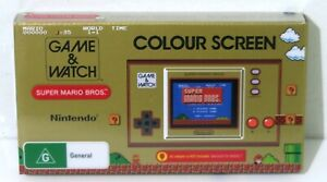 *Brand New* Nintendo Game & Watch Super Mario Bros 35th Anniversary - Free Post