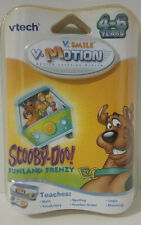 VTech V.Smile V-Motion Scooby Doo Funland Frenzy Cartridge-New in orig. box!