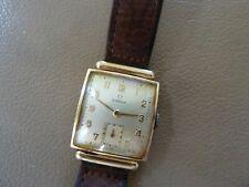 Vintage Men's Wristwatch - Omega - 17 Jewels - Serial  11021186