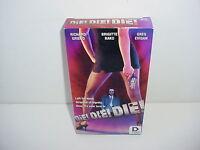 Die Die Die VHS Video Tape Movie Richard Grieco Brigitte Bako