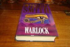 WARLOCK BY WILBUR SMITH-SIGNED COPY