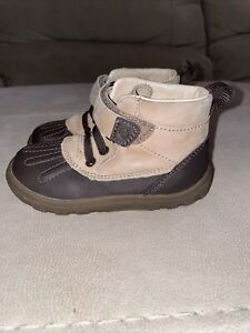 stride rite toddler boys Boots Size 7M Worn Once