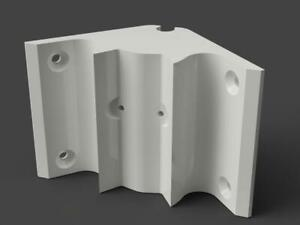 For Ubiquiti UAP-FlexHD WiFI Inside Corner Mounting Bracket