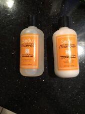 2X SETS OF Sedu Daily Moisturizing Shampoo and Conditioner, 8.75oz each 4 PC TOT