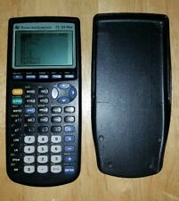 Texas Instruments Ti-83 Plus Graphing Calculator Plus Slide Case And Guidebook