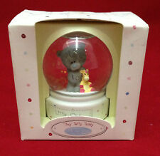 ME TO YOU BEAR TINY TATTY TEDDY LITTLE ONE BABY WATER GLOBE GIFT *NEW(OTHER)