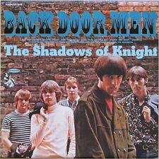 THE SHADOWS OF KNIGHT back  door men CD USA 60s GARAGE PUNK FUZZ bonus  L@@K