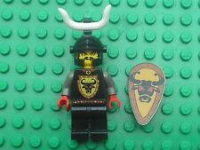 LEGO chateau Minifig + shield / 6091 KING LEO'S CASTLE