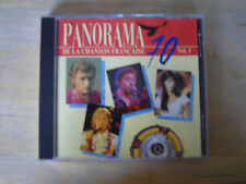 cd album panorama de la chanson francaise 70 vol.1