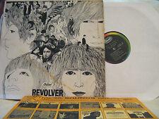 THE BEATLES Revolver ORG 1966 MONO BRIT-PSYCH VG+