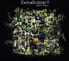 DISTANT PROJECT ExtraOrdinary CD Digipack 2012