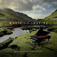 Relaxing Piano Music CD (NEW)  Easy Listening-Solo Instrumental-Music Gift