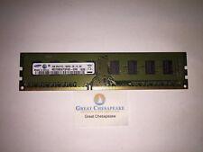 Samsung M378B5673FH0-CH9 2GB DIMM DDR3 Memory PC3-10600U TESTED!