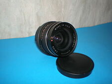German lens Pentacon electric MC 2.8/29mm with M42 mount + box – Very Good!
