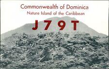 Dominica. J79T Ray. W5EW WC5N QSL  RL.601
