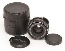 Second Ver. Asahi Super-Takumar 35mm F3.5 For M42 Screwmount! Great Condition!