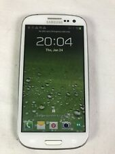 Verizon 4G Samsung Galaxy S III SCH-I535 16GB Marble White Smartphone Cell Phone