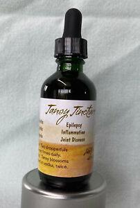 Tansy Tincture - Fibromyalgia, Menstration, Jaundice, Nervine   2 oz