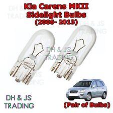 FITS KIA CEED VENGA 2 x H7 H1 501 HALOGEN SUPER WHITE CAR LIGHT BULBS HEADLIGHT