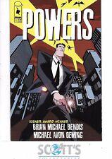 Powers  #1   NM-   (2000 series)